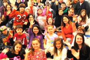 New Hampshire Destination ImagiNation Instant Combustion and Improv Wksp