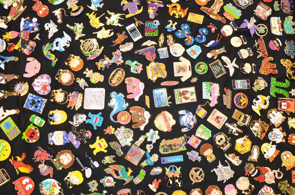 Pins At Globals  Keeping It Fun