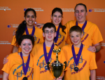 Team NH Strong at Globals; Honors Abound; Pinkerton & Hollis Brookline…