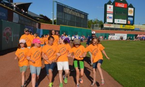 Team NH Honored by NH FisherCats
