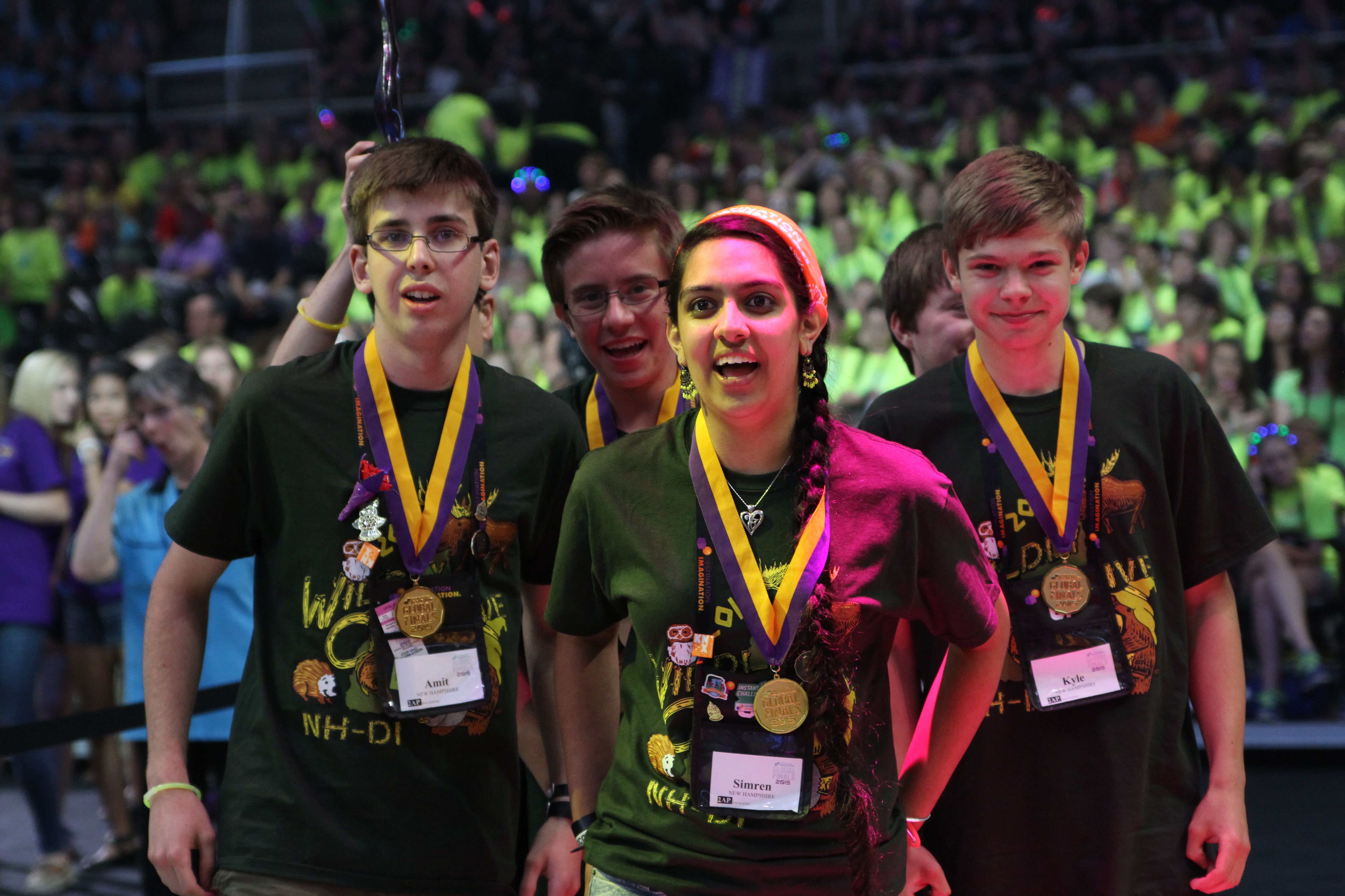 Amazing Week At Globals! New Photos!